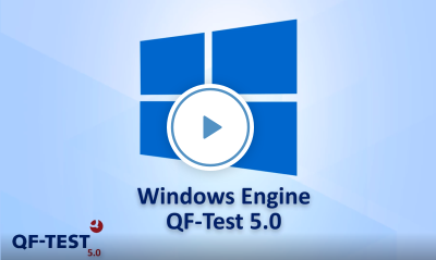 QF-Test 5.0 Video