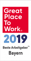 Great Place to Work 2019: Beste Arbeitgeber Bayerns